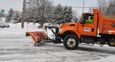 Snowstorm, slippery travel conditions close area schools