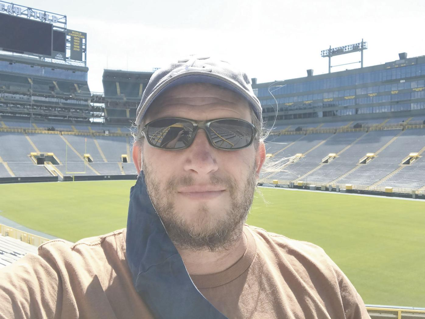 At Lambeau Field