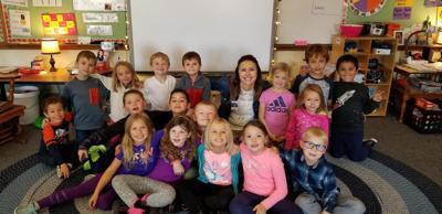 Carissa Koehler's first grade classroom