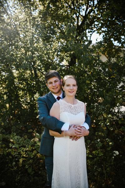 Wilson-Statz wedding