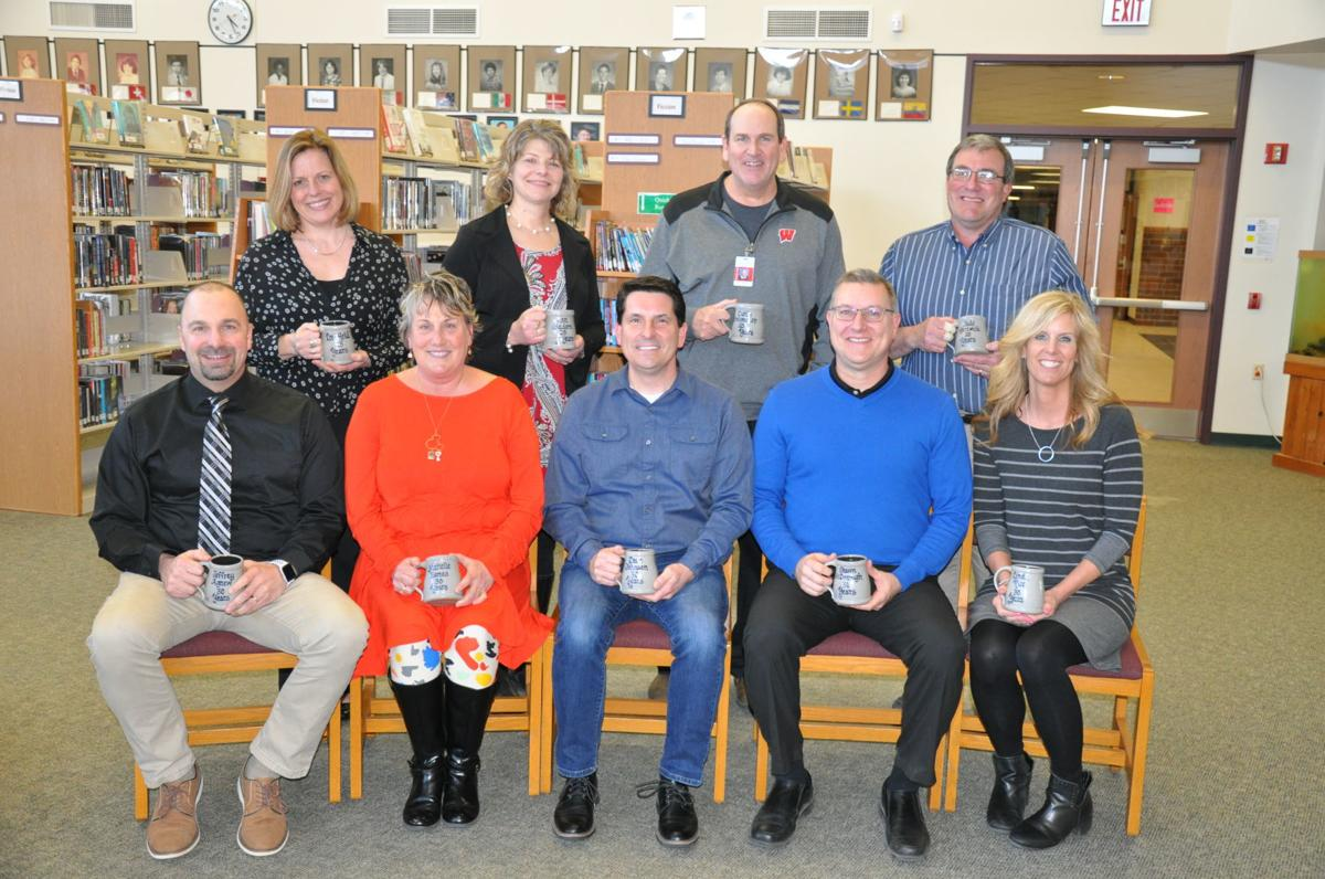 FORT SCHOOLS FETE YEARS OF SERVICE