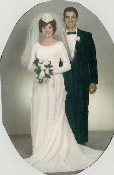 Jerry and Dee Messmann