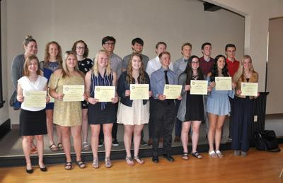 Jefferson Rotary honors top 10 percent