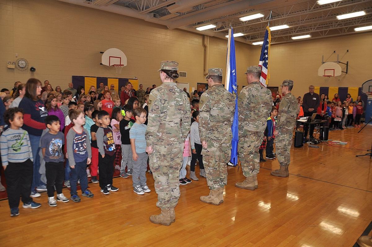 West Veterans Day 2