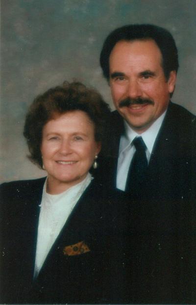 Ronald and Linda Rosiejka