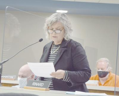 county board rinard