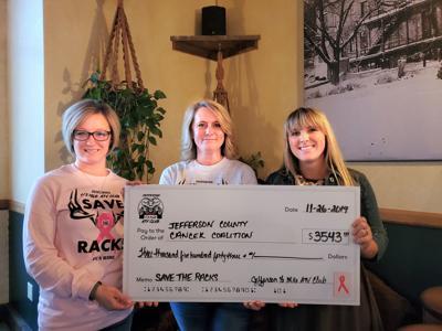1/2 Mile ATV Club donation