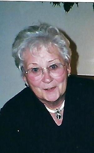 """Marjorie P. (Oettmeier) """"Marge"""" Meyer Parker"""