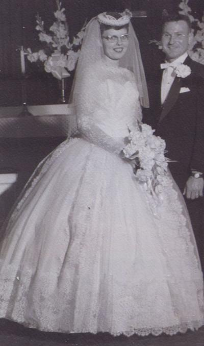 Floyd and Sally Froelich, 60th anniversary