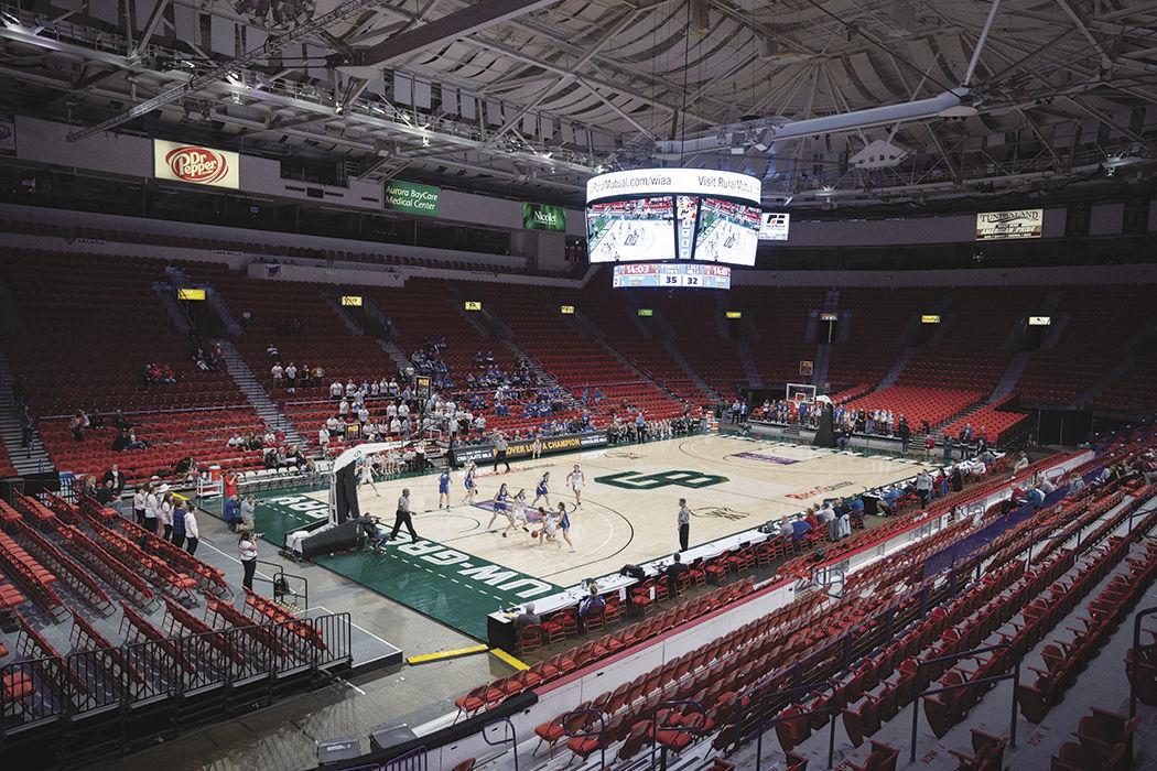 Empty Arena