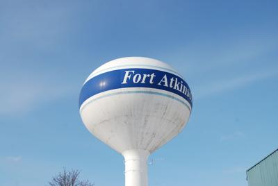 Fort water tower