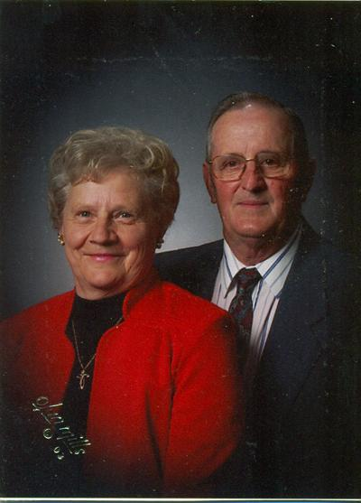 Elmer and Marcie McCulloch