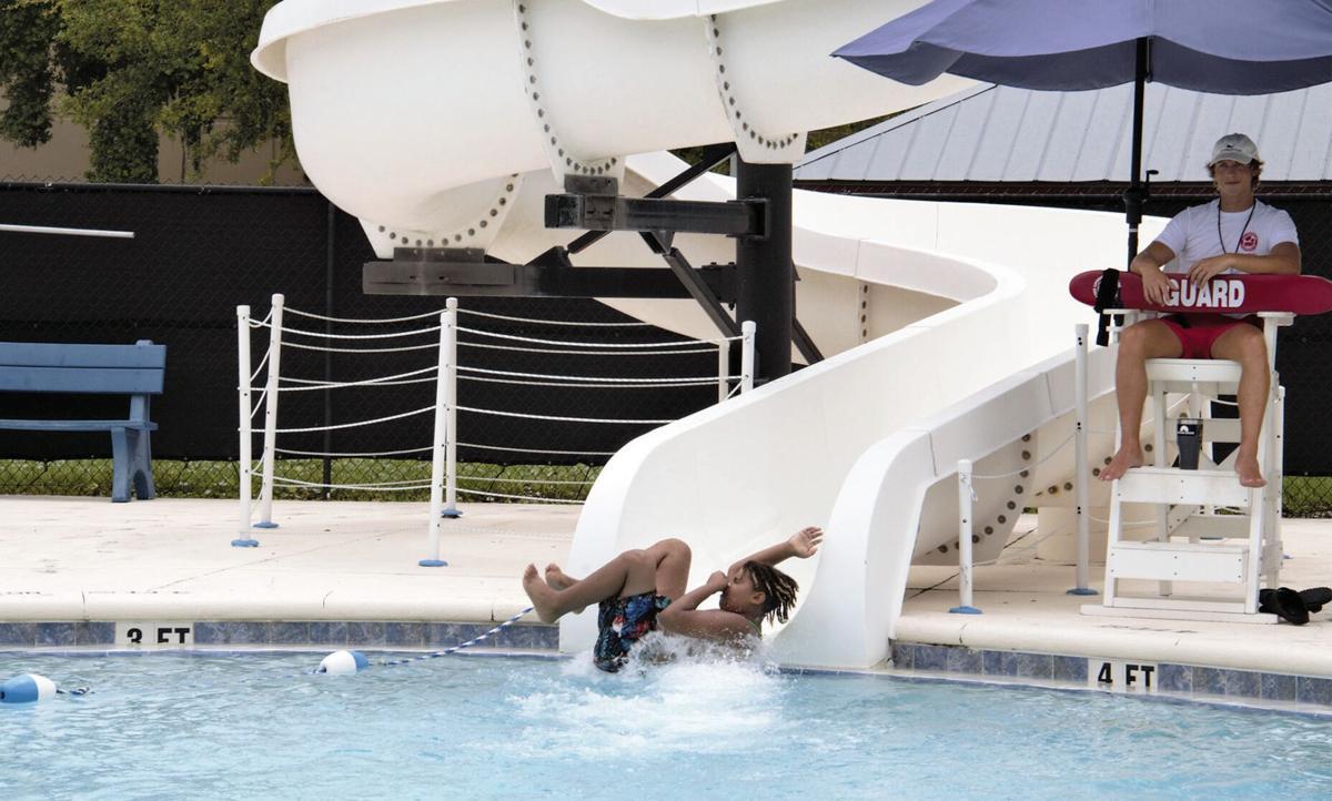 Cypress Aquatic Center open for swimming, fun