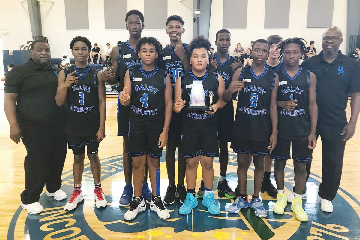 B.A.L.D.Y Athletics hosts basketball tournament