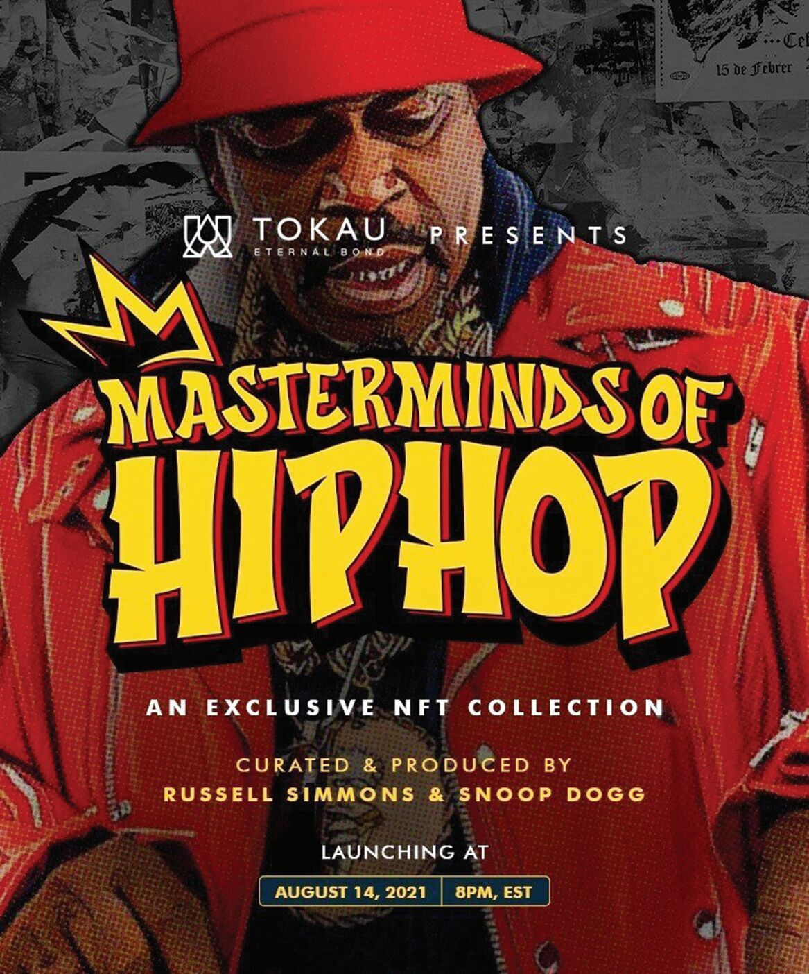Simmons, Snoop Dogg launch 'Masterminds of Hip-Hop' collection