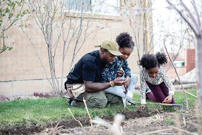 Black entrepreneurs hope pandemic gardening boom will grow healthier eating