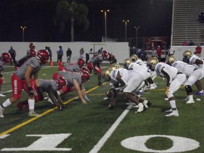 Mainland and Seabreeze October 1 game