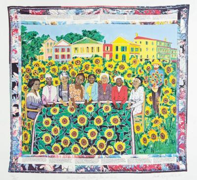 Black artists' work  on display at DeLand  museum