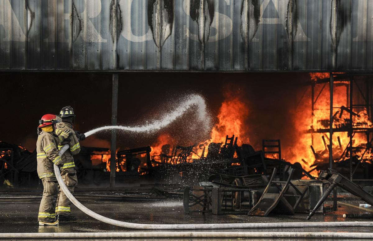 General Manager Calls Pondarosa Fire A Total Loss Morgan