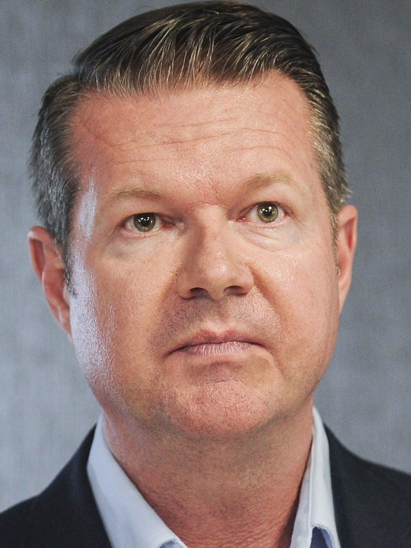 David Childers mug, general manager of First Response