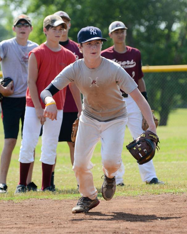Hartselle High Baseball Camp Sports Decaturdailycom