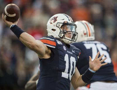 Can Auburn's offense repeat what it did in the 4th quarter against Georgia?