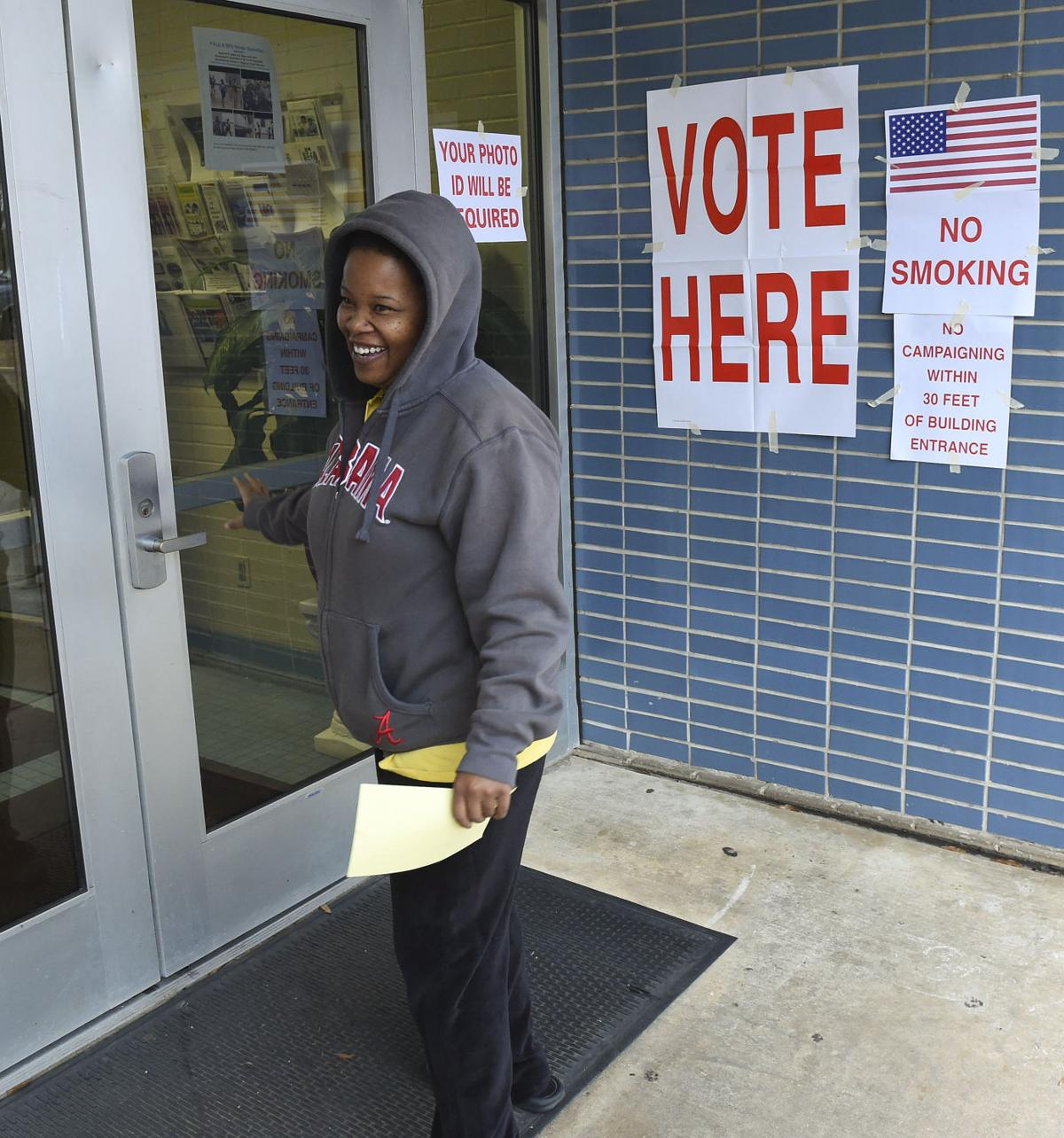 Aided by scandal and high turnout jones wins u s senate - Carrie matthews swimming pool decatur al ...