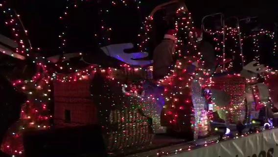 Decatur Alabama Christmas Parade 2020 Sights, sounds of Decatur Christmas parade   News Videos