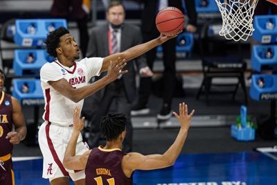 NCAA Iona Alabama Basketball