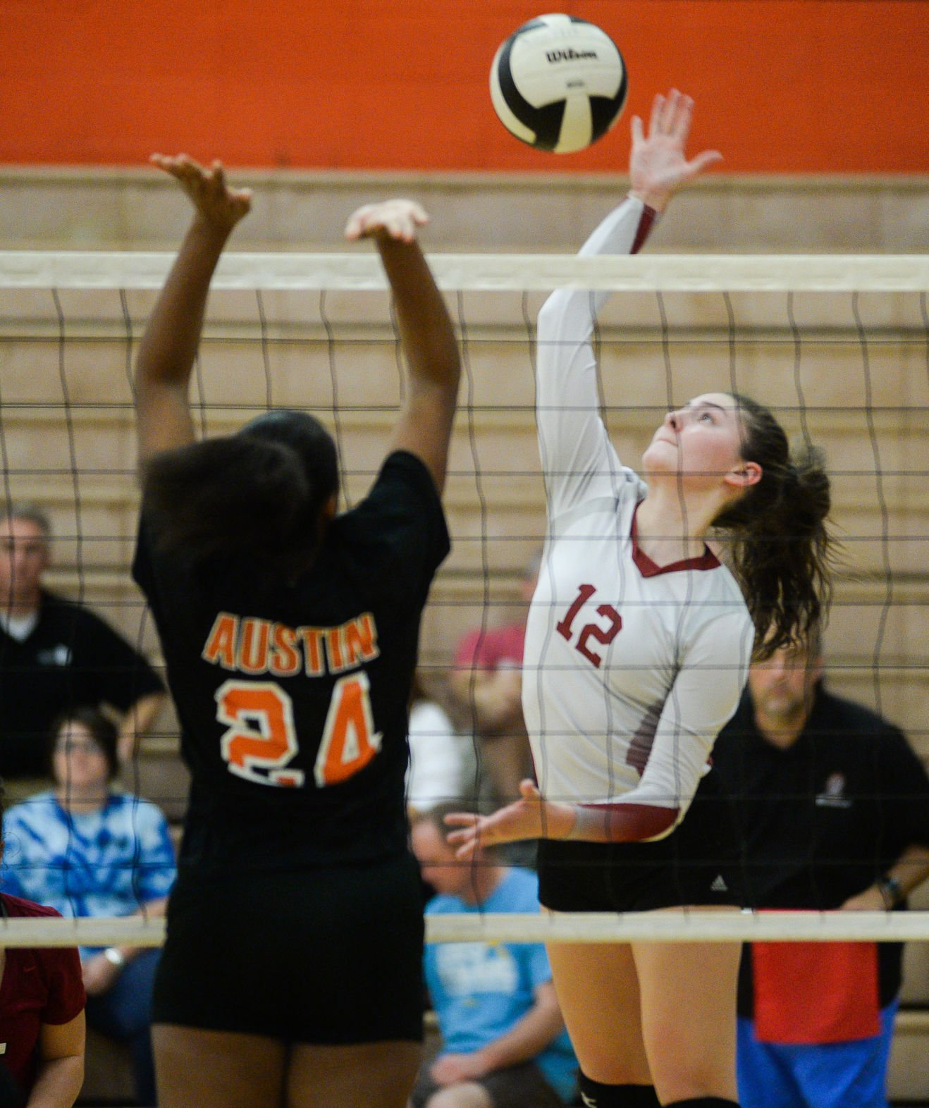 Prep volleyball roundup: Rehobeth edges Carroll