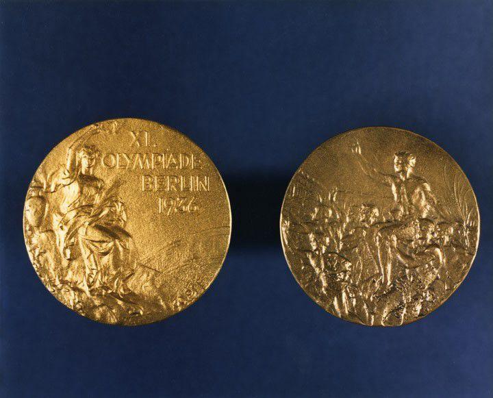 Owens medals