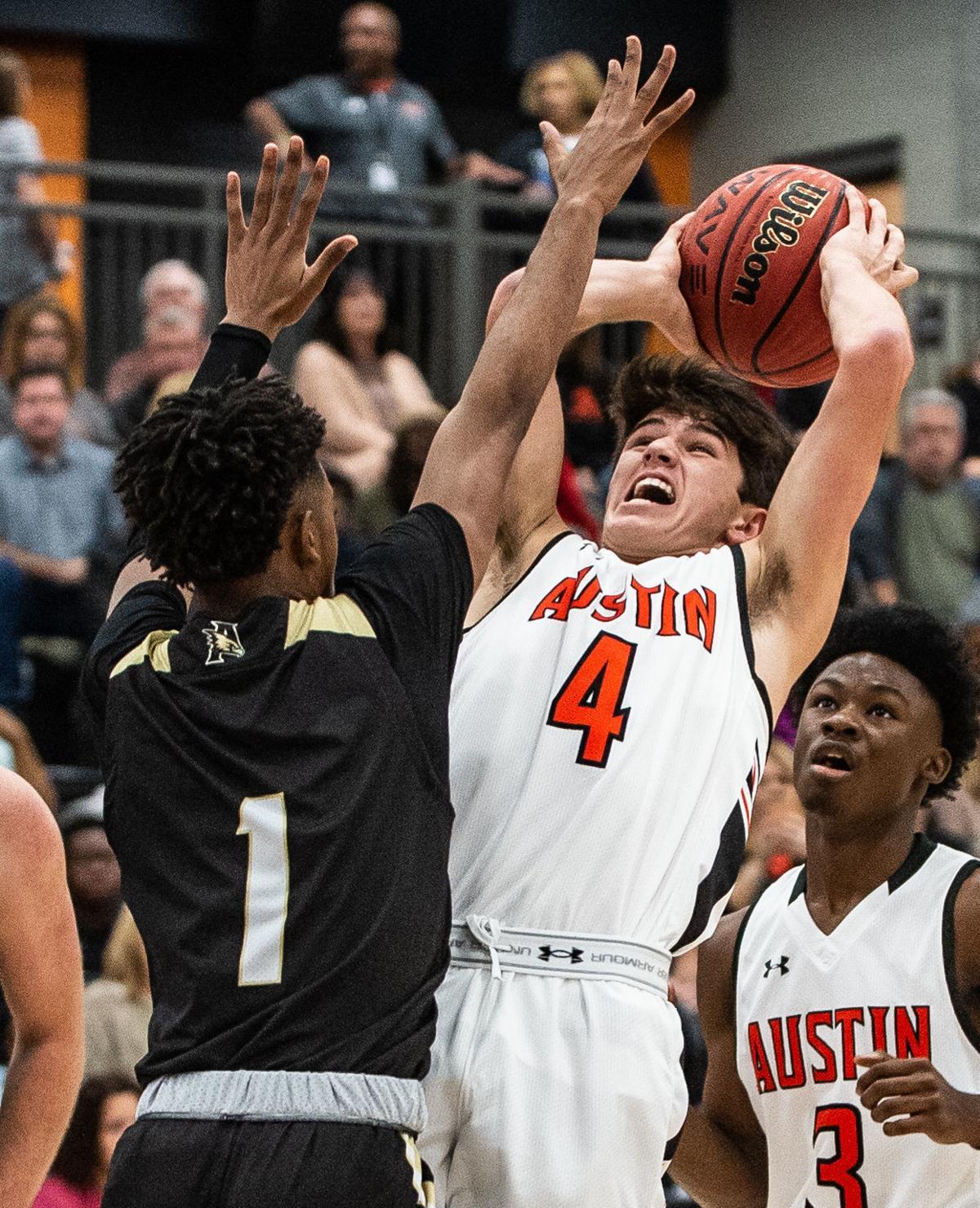 Austin Vs Athens Basketball Sports Decaturdaily Com