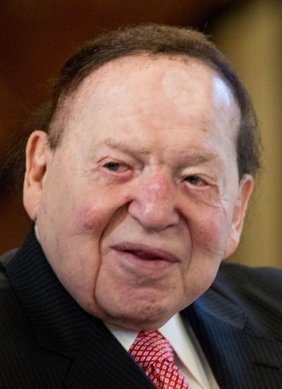 Obit Sheldon Adelson