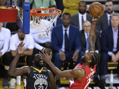 NBA Finals Raptors Warriors Basketball