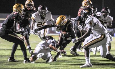 MADISON ACADEMY 42, EAST LIMESTONE 20: Turnovers costly for
