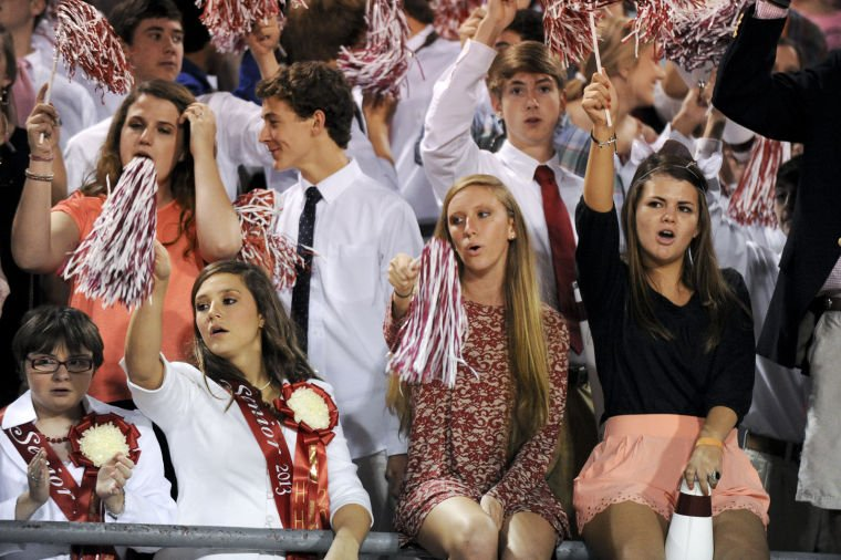 Hartselle S Homecoming Game Sports Decaturdaily Com