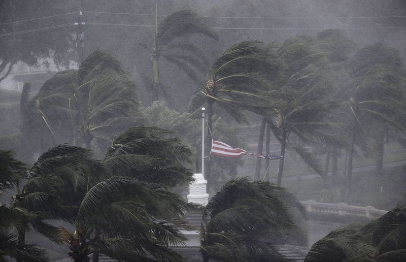 Six Million Floridians Left Without Power After Irma