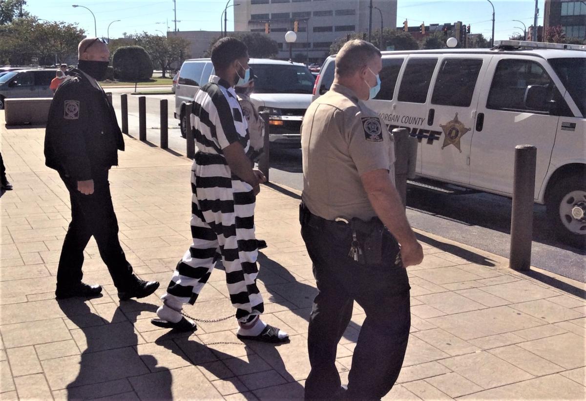 Cedric Cowan sentencing