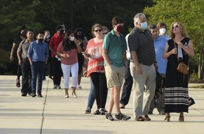 Virus Outbreak Alabama Graduation