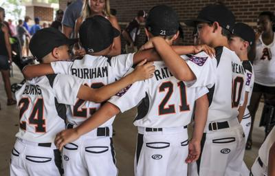 Opening ceremonies kick off Dixie Youth state tournament