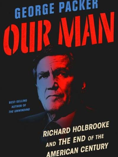 BOOK REVIEW: 'Our Man' details era of American supremacy and its end