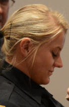 Brandi Leigh Reed, mug, from joining Decatur Police Dept.