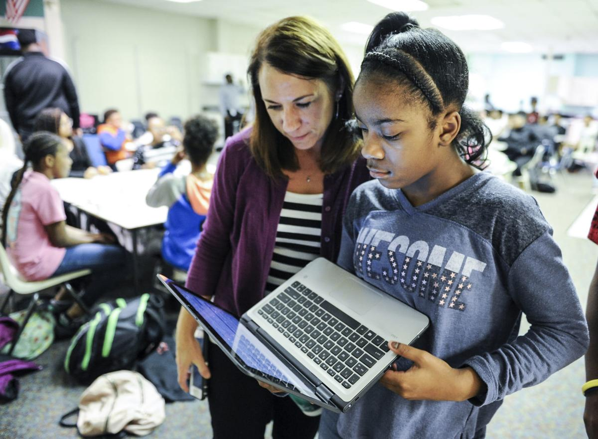 decatur youth services students take advantage of tutoring