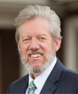 Piedmont International University President Charles Petitt