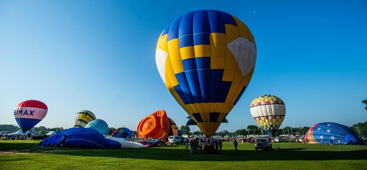 Opp: ATTACHED Balloon
