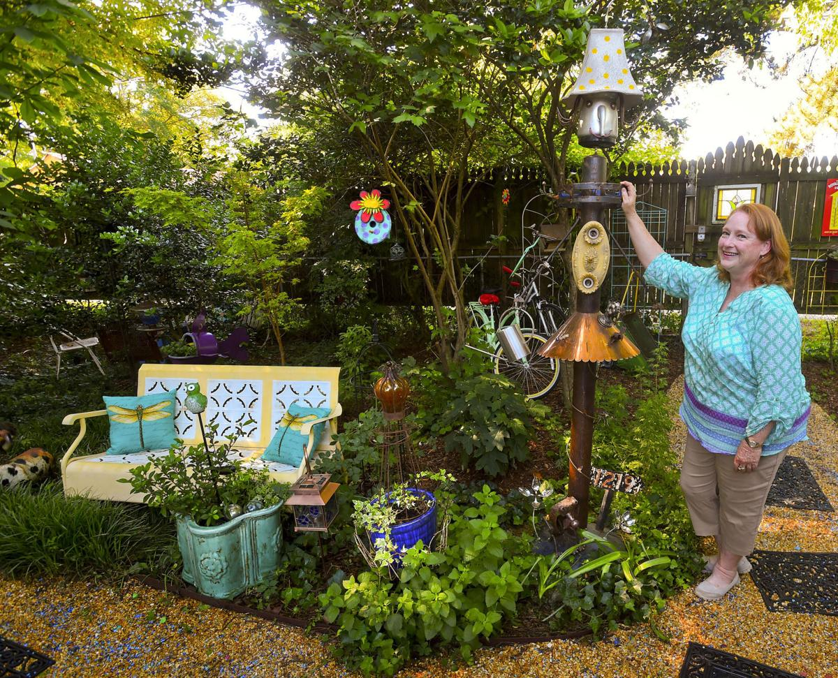 HOW THEIR GARDENS GROW: Get a peek of 2 sites on garden tour ...