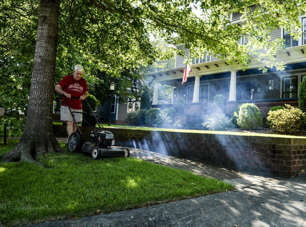 D210908 smoke in the garden
