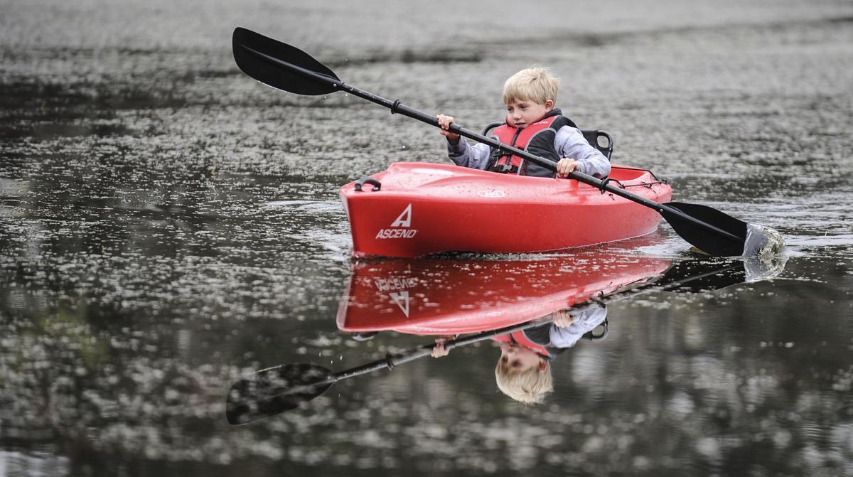 canoe trail to run through wheeler refuge local news