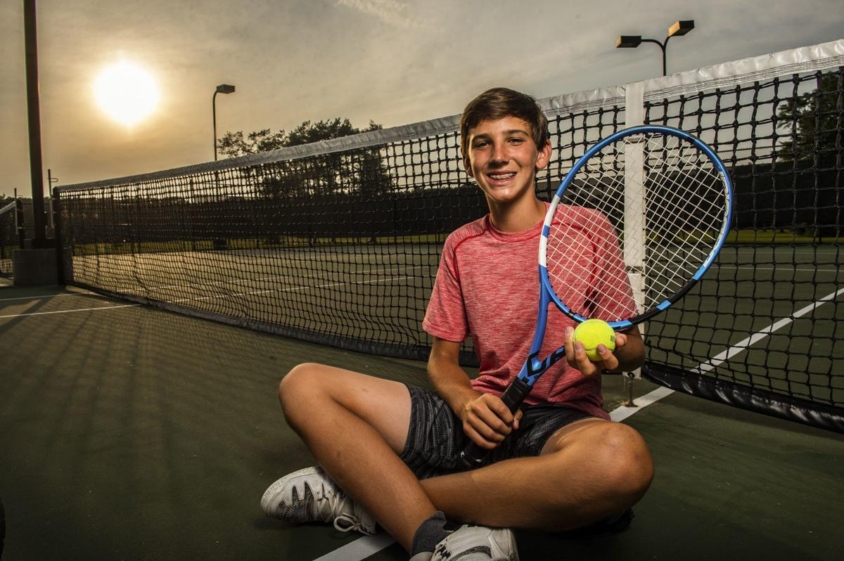 D190611 boys tennis All-Area