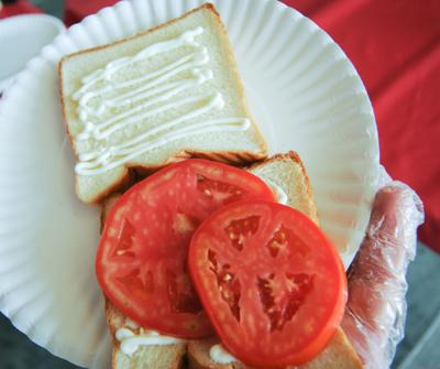 Tomato Sandwich Day